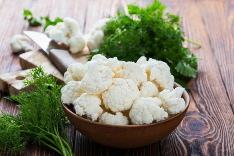 Harves Cauliflower