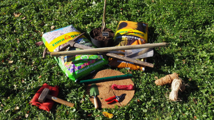 With this tool, planting is child's play