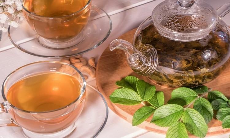 alkaline herbal tea